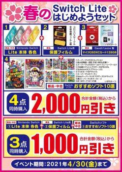 【大特価‼️】NintendoSwitchLite本体