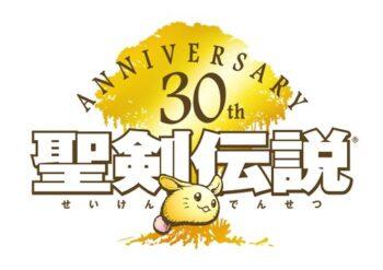 聖剣伝説30周年❣
